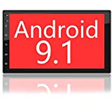 Binize Double Din Touchscreen Android Car Stereo 7 Inch HD Multimedia Radio,GPS Navigation...