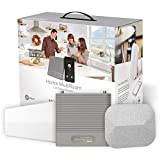weBoost Home MultiRoom - Cell Phone Signal Booster   Boosts 4G LTE & 5G up to 5,000 sq ft...