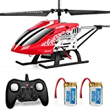 Helicopter with Remoter Control, JJRC 3.5CH Rc Helicopter Altitude Hold Helicopter with 2...