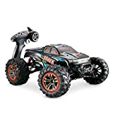 Hosim Hobby Grade 1:10 Scale Large Size RC Cars, 46+ KMH High Speed All Terrains Electric...