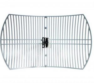TP-LINK 2.4GHz 24dBi DIRECTIONAL GRID PARABOLIC ANTENNA