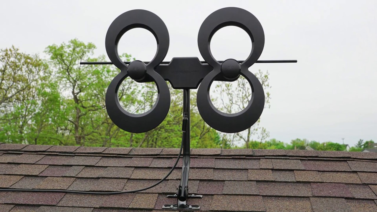 Clearstream Antenna