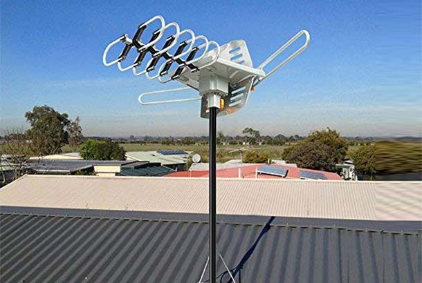 Best Antennas in Wooded Areas