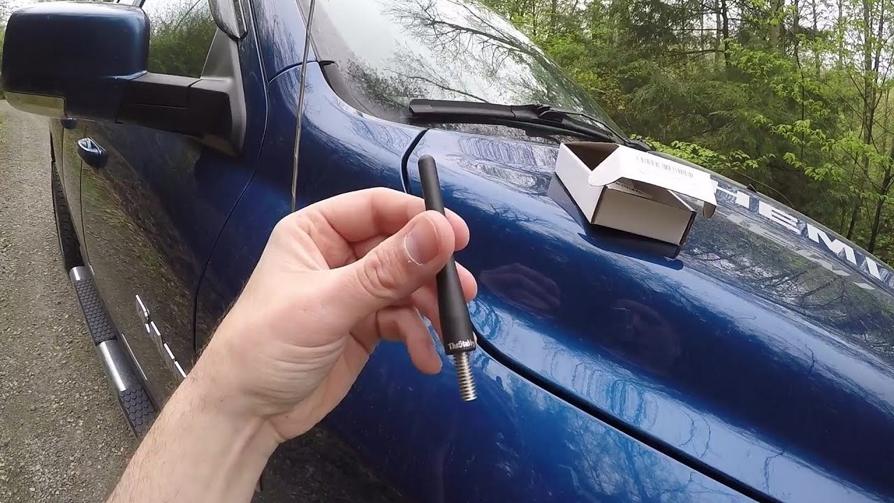 Best Replacement Antenna for RAM 1500